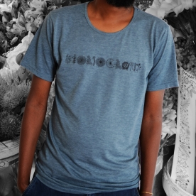 floriography_unisex shirt_blue